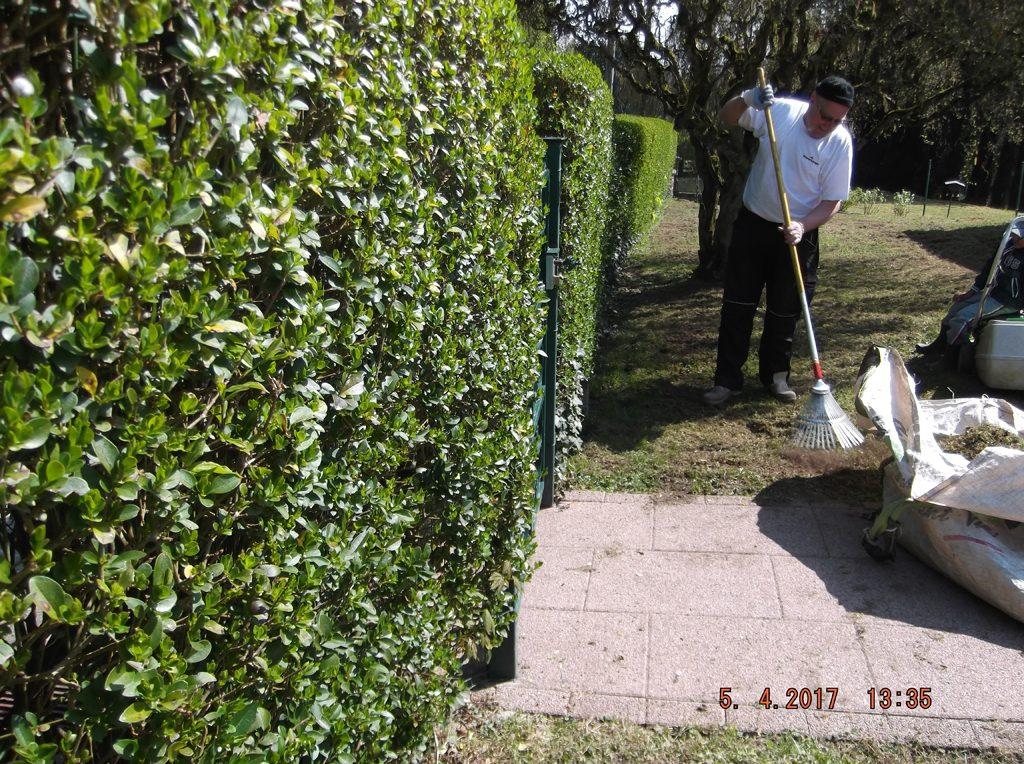 jardinage andlau